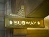 Ex-Bowery Savings Bank Subway Entrance
