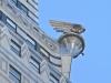 Hood ornament decoration on the Chrysler Building