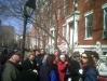 USATP group in Washington Square
