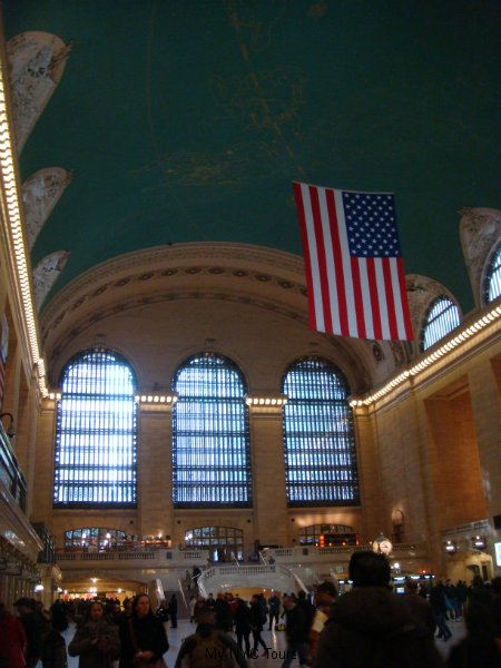 Grand Central Terminal, vaulting