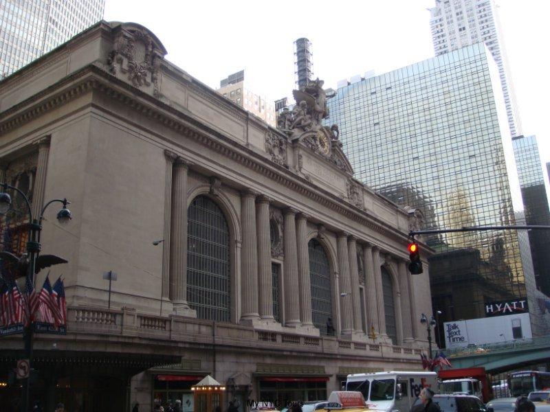 GCT main facade