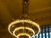 Chandelier in Vanderbilt Hall, GCT
