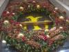 Wreath in Midtown