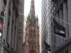 Trinity Church from Wall Street