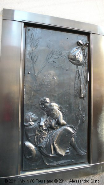 Immigrant, Rockefeller Center