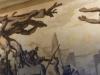 Rockefeller Center lobby painting