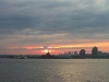 Sunset over Liberty State Park (NJ)