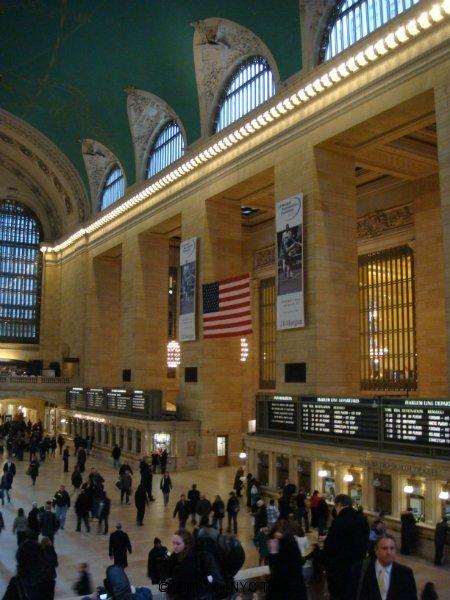 La sala principale della stazione Grand Central