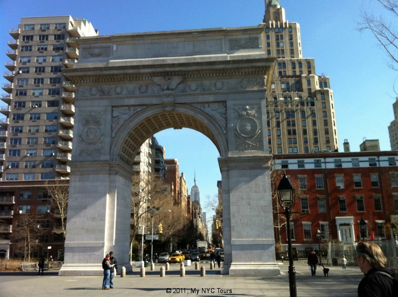 L\'Arco di Washington Square